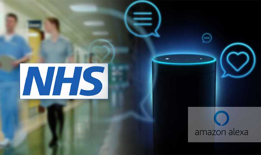 Amazon's Alexa to offer NHS medical advice in UK