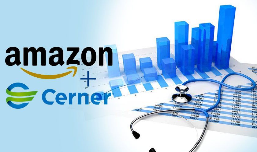 Amazon and Cerner team up for Healthcare Data