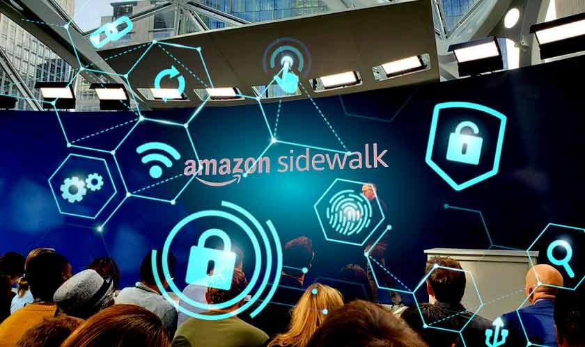 amazon announces sidewalk for iot