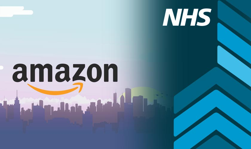 Reports suggest Amazon has been given NHS data for free