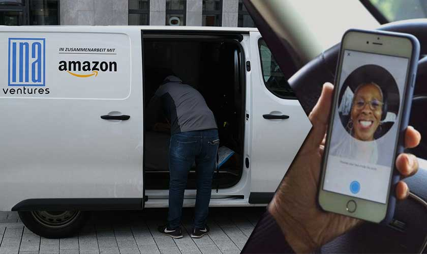 Amazon Delivery Guys Are Part Of Facial Recognition Security