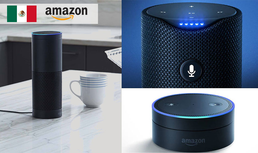 Mexico, gear up to welcome Amazon Echo and Alexa