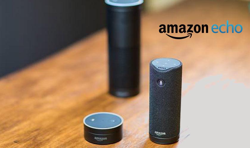 amazon echo speaker ai