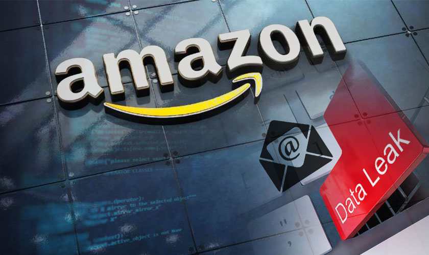 amazon emails names leaked