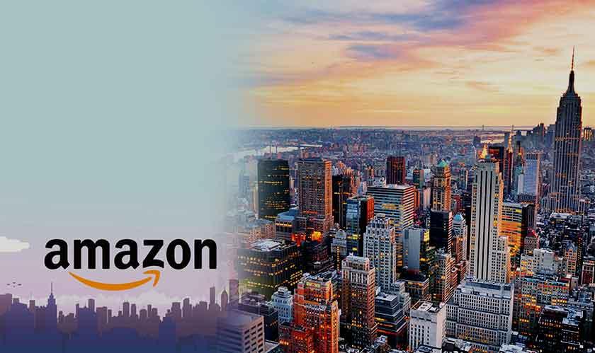 amazon exits new york campus