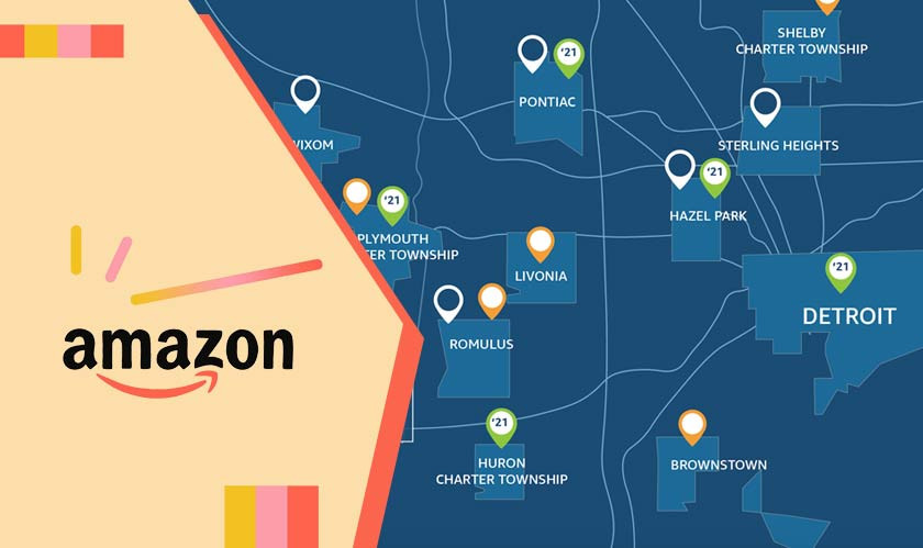 Expanding Investment in Metro Detroit: Amazon