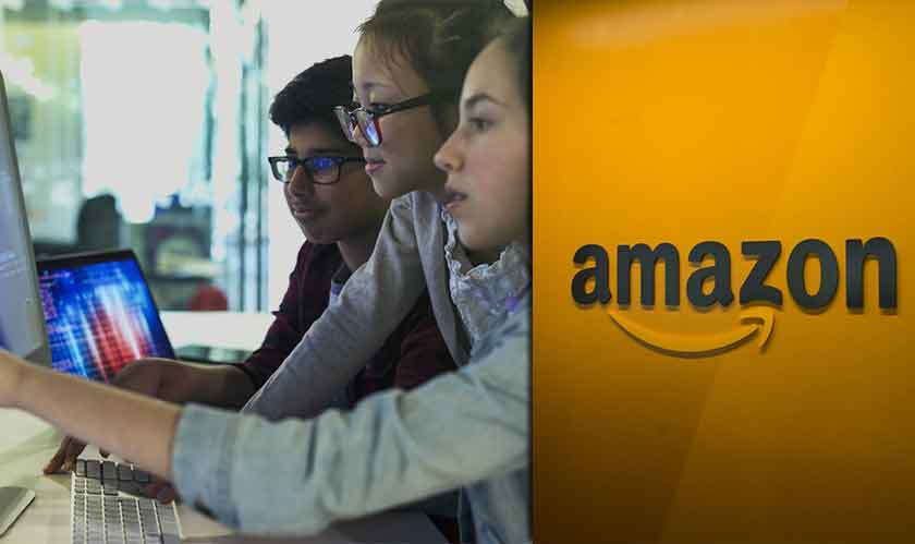 Amazon funds high school computer classes in New York City