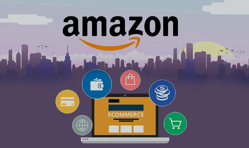 amazon gains ecommerce market