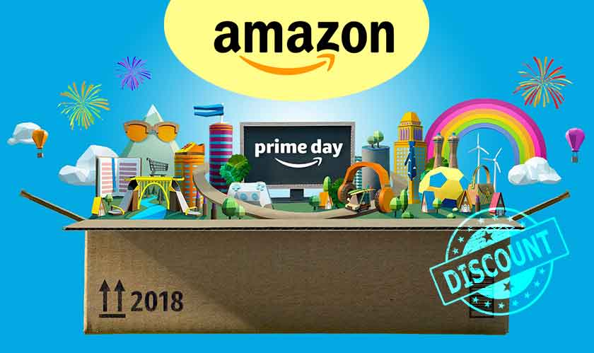Amazon showers deals to its Prime members