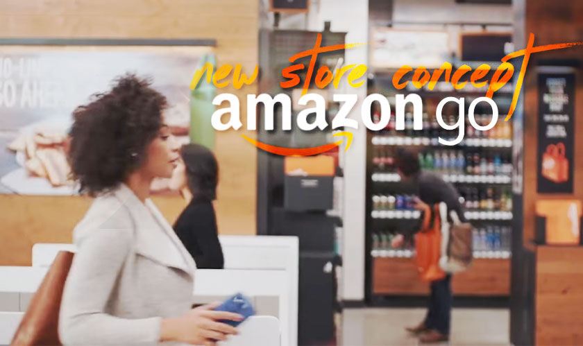 Amazon Go Stores to be Open for Large Public