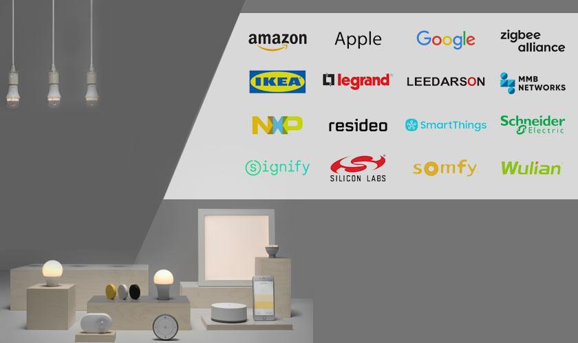 amazon google apple zigbee alliance smart home