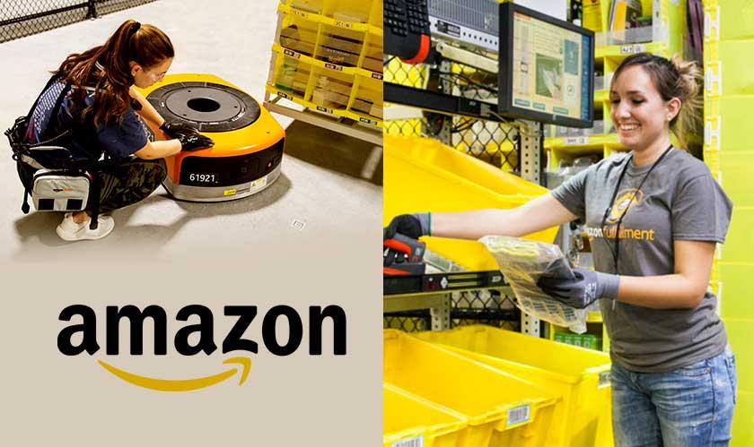 artificial intelligence amazon introduced robotic tech vest