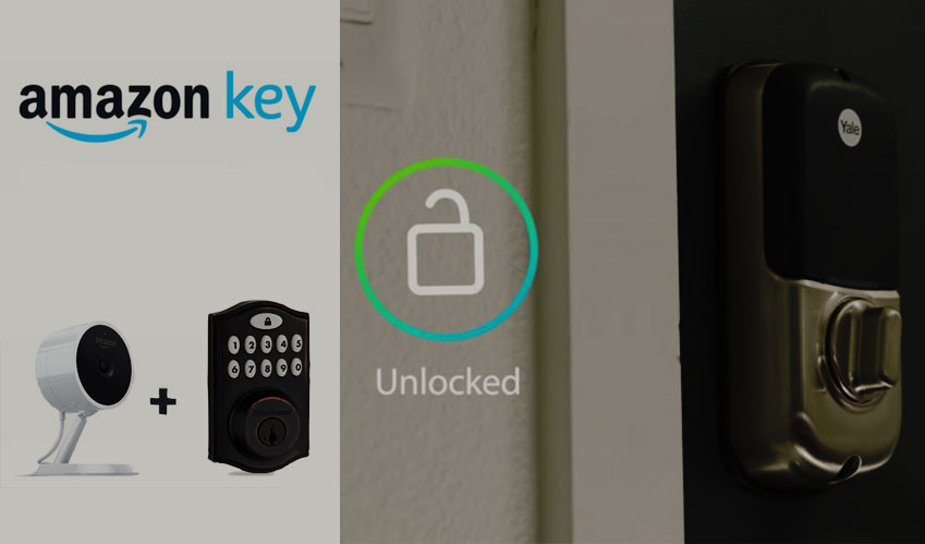Amazon key gets a new feature