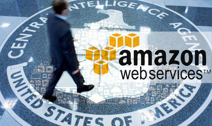 Amazon launched a cloud storage service for U.S. intelligence