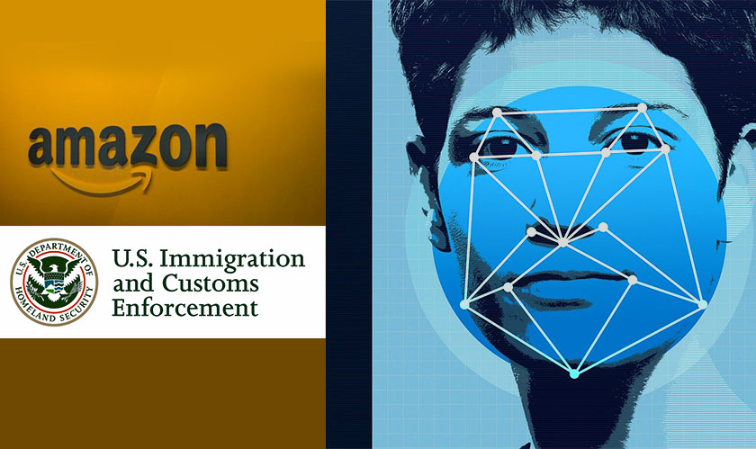 amazon offers rekognition to ice