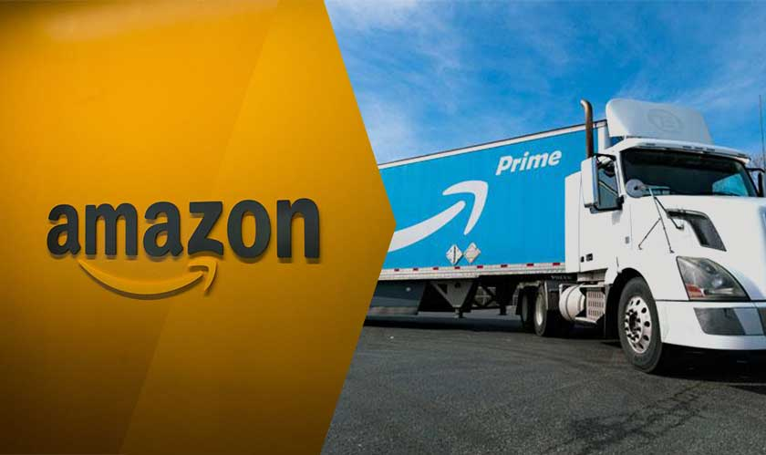 Amazon is working on one-day Prime shipping