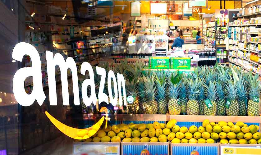 amazon opening grocery chain