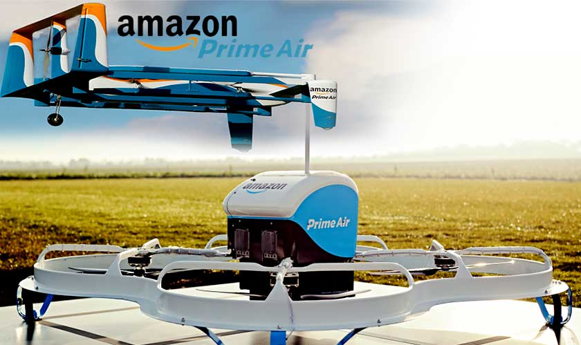 Amazon boosts Prime Air delivery with drones