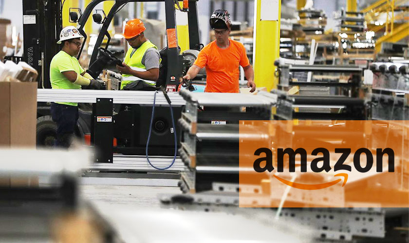 Amazon raises the minimum wage for its workers to $15-an hour