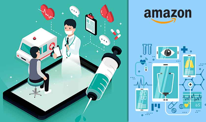 Amazon is latest in the list of technology companies eyeing healthcare