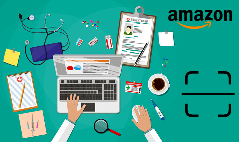 Software that reads your medical records? Amazon's got it!