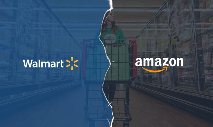 Amazon to challenge Walmart with Grocery Chain