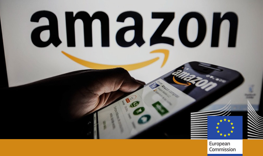 EU knocks Amazon's door for a probe into its data garnering