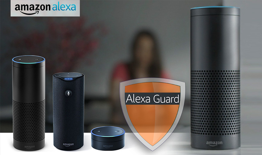 Echo speakers are now smart security systems that can 'smell' danger