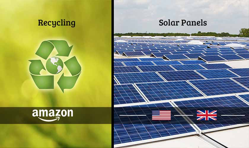 amazon unveils two green initiatives