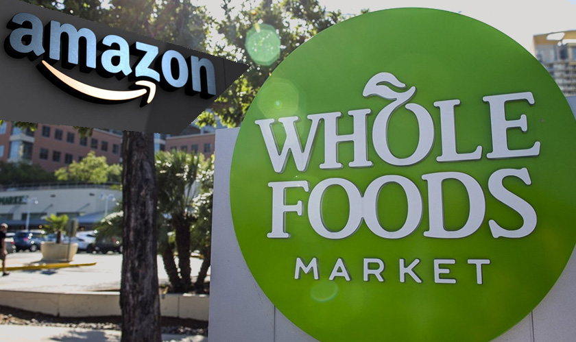 Amazon introduces pickup service for Whole Foods outlets