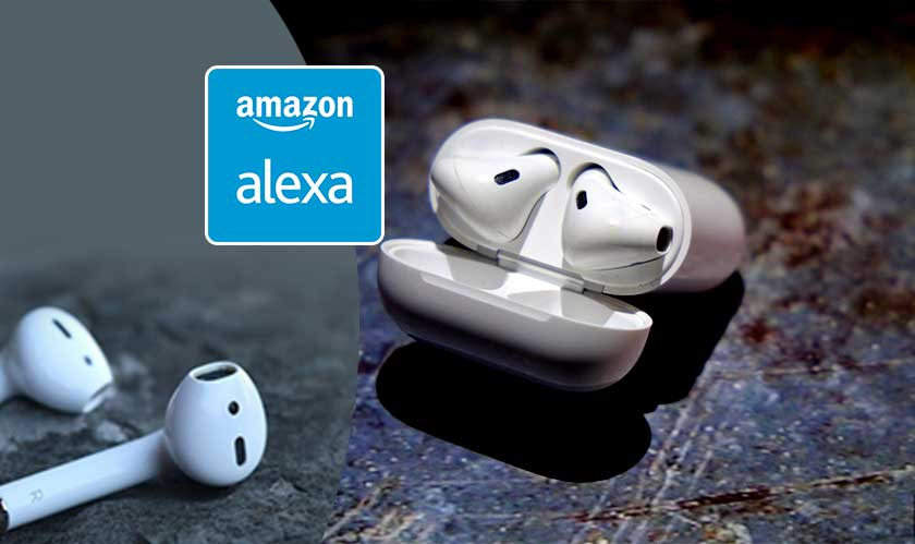 Apple AirPods have a new competitor- Amazon Alexa earbuds