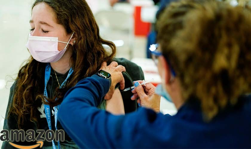 Post Vaccination Consumer Mood Encourages Amazon to Open Physical Stores in US