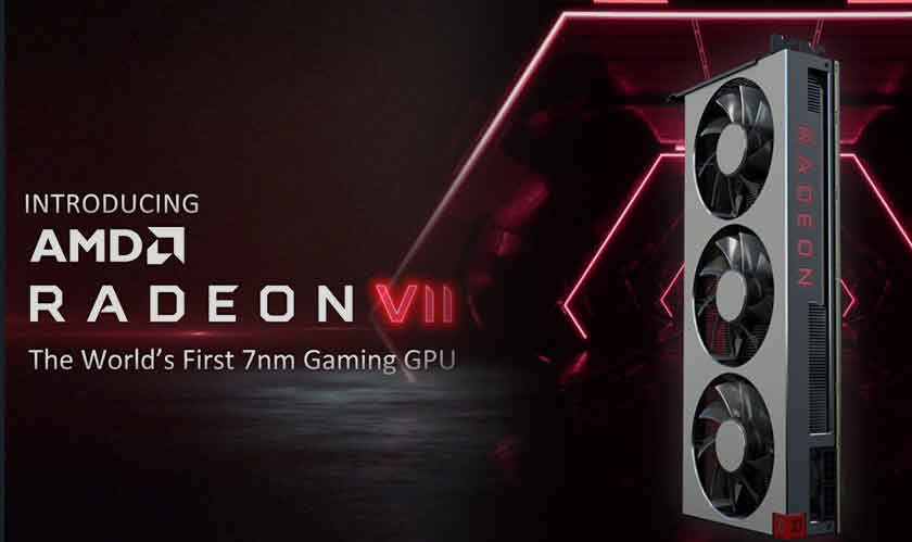 AMD redefines graphics cards with Radeon VII
