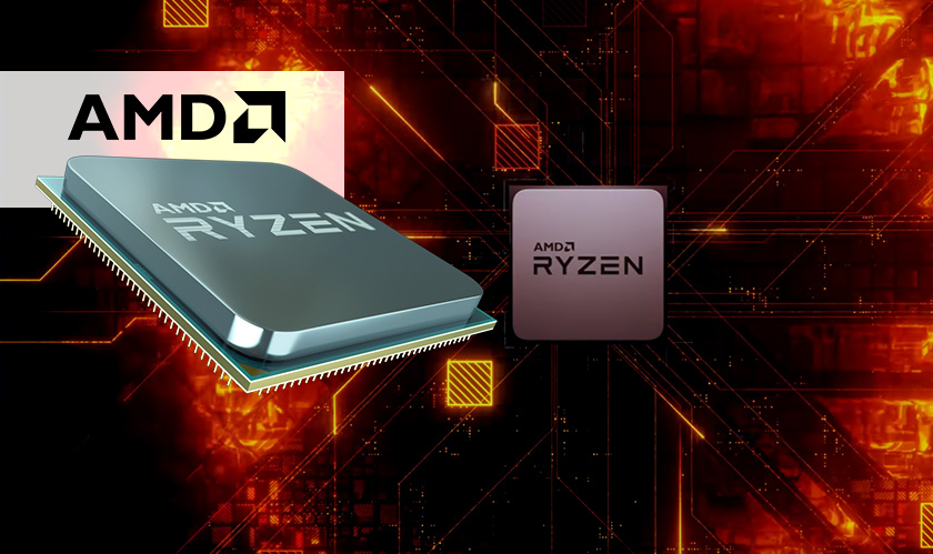 Ryzen 45W laptop chips are AMD's answer to Intel