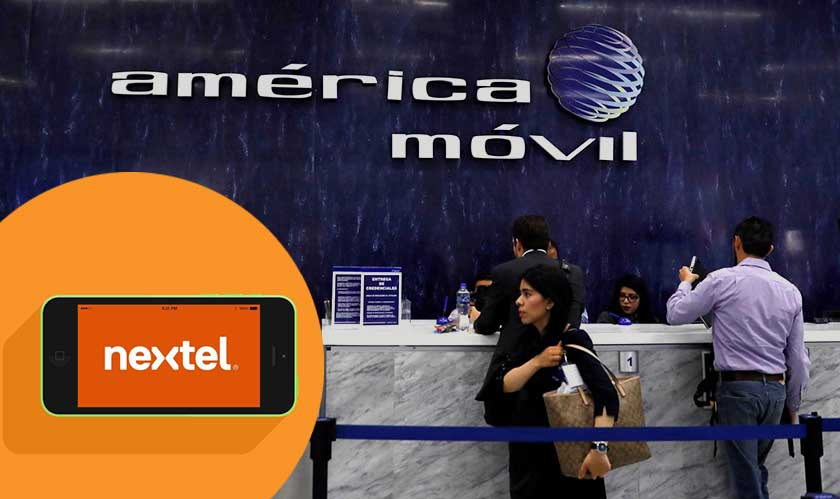 america movil acquires nextel brazil