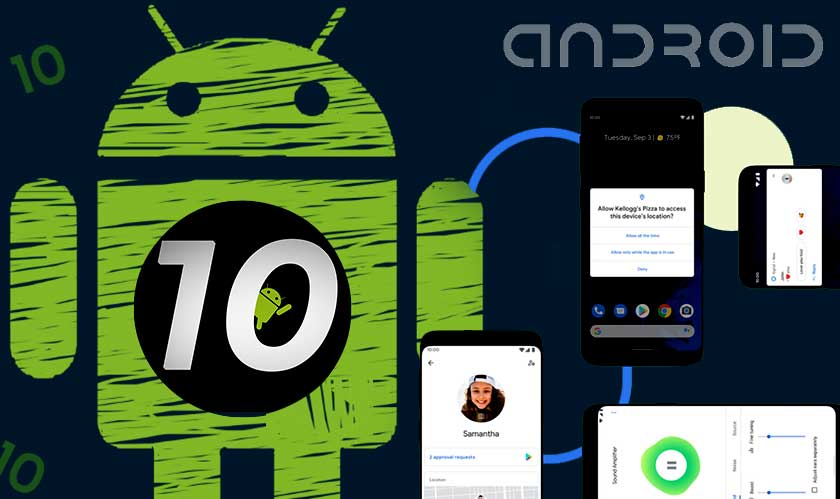 The wait is over, Android 10 is finally here