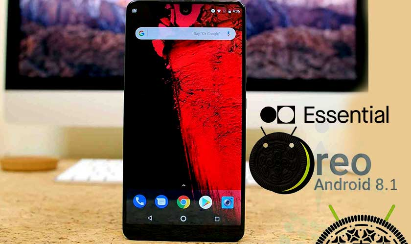 Android Oreo 8.1 on the Essential Phone