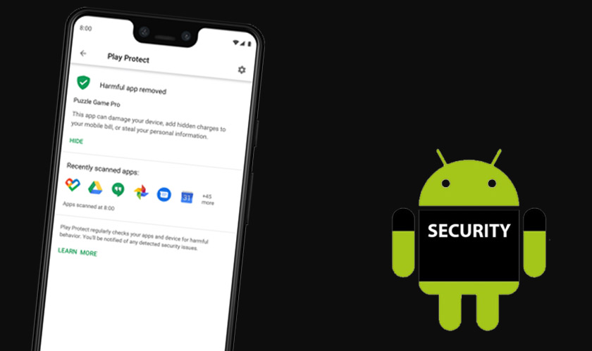 Android phones have a lot of preinstalled vulnerabilities