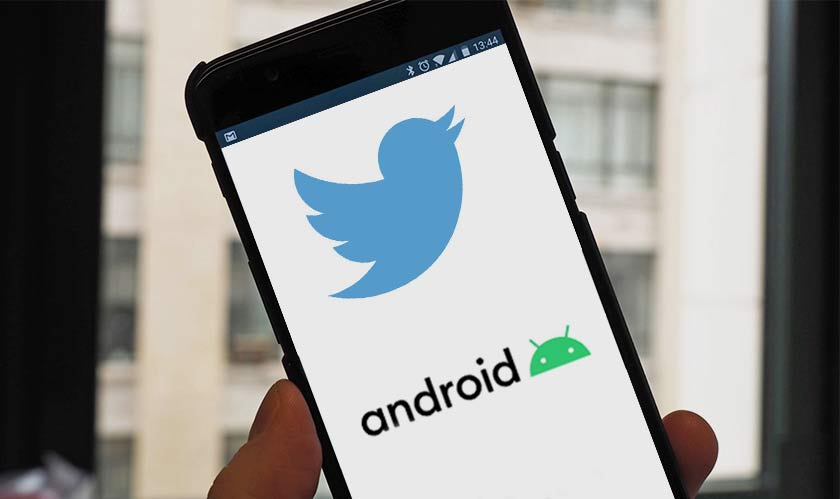 android twitter tech support