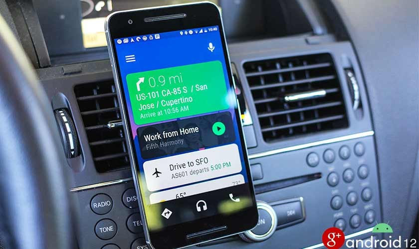 Google pulls down Android Auto for phone screens, adds Assistant Driving Mode