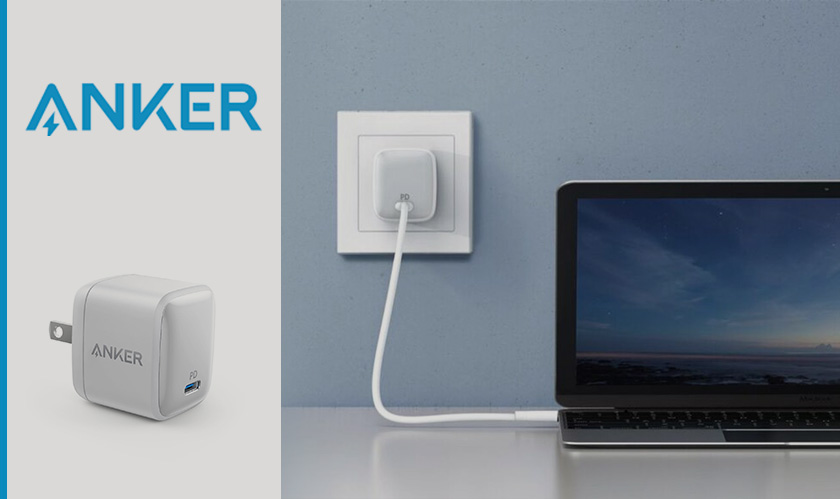 Anker unveils the 'tiniest' $30 USB-PD wall charger