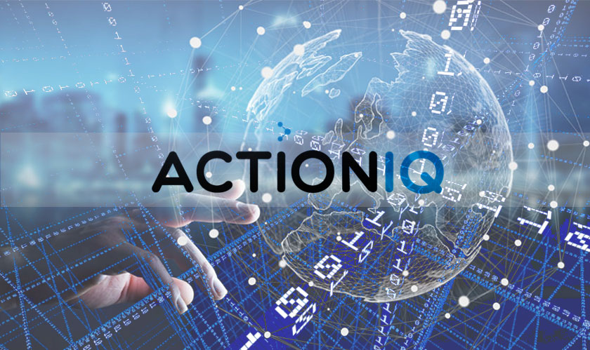 actioniq big data startup