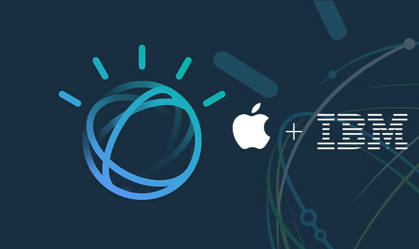 Apple and IBM partner together for Machine Learning