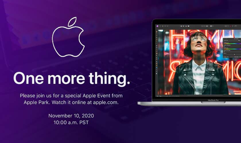 """Apple Announces """"One More Thing"""" Event For Macbook Launch"""