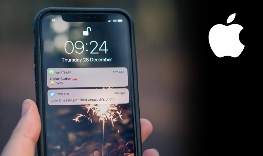 Apple's apps can now send ads as push notifications