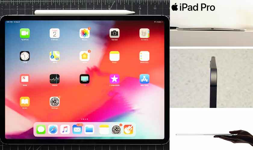 Bent iPad Pro? It's normal, says Apple