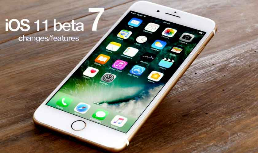 apple drops ios 11 beta 7