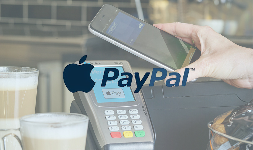 Apple finds a new pal in PayPal