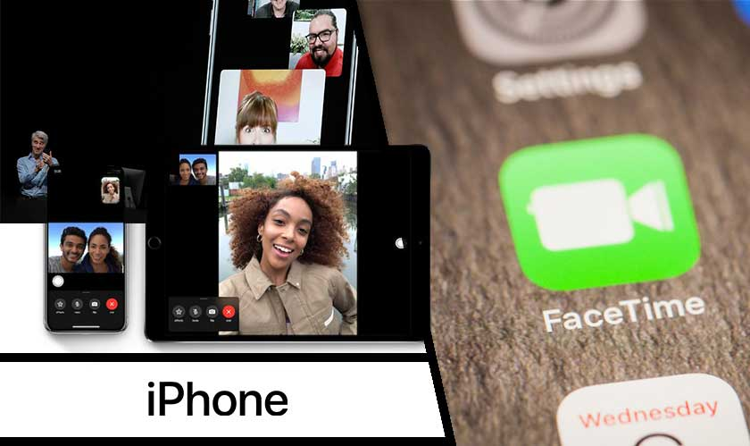 Apple fixes the FaceTime glitch