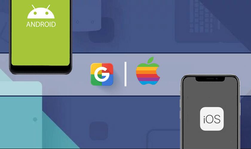 apple google ios android